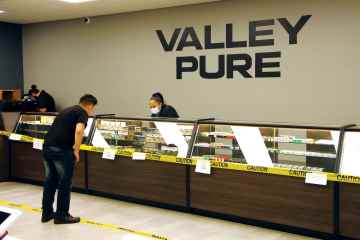 Valley Pure's Lindsay Dispensary Carries Some Of The Freshest Drops From Berner's Cookies Brands And Xzibit's 8G Grenade Pre-Roll
