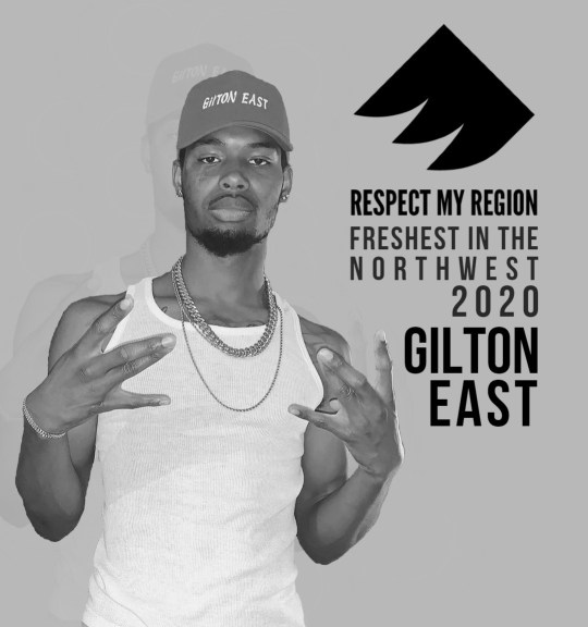 Freshest in the Northwest rising artists 2020 gilton east