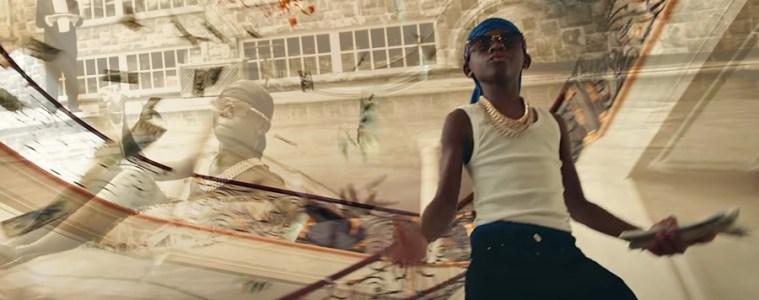 Bouba Savage stars in Pop Smoke Music Video
