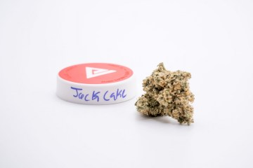 The Jack Cake Strain Review Featuring Ember Valley From Redding, California
