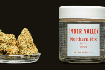 The Northern Fire Strain Review Featuring Ember Valley