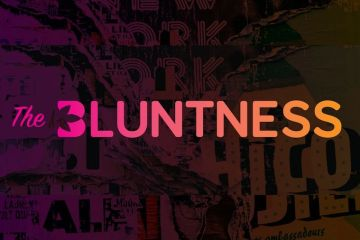the bluntness media logo