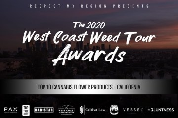 West Coast Weed Tour 2020: The Best Flower In California