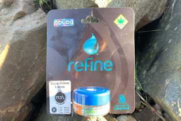 Sunshine Lime Loud Resin Review Featuring Refine Extracts In Seattle