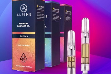 Alpine Vapor Uses Sun-Grown California Cannabis To Produce Powerfully Flavorful Vape Carts—A Conversation With CEO Sachin Gulaya