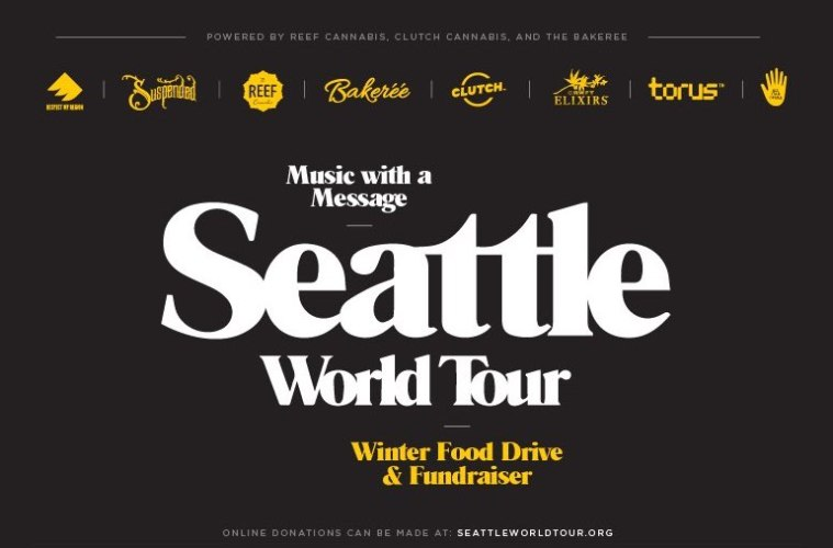 seattle world tour music with a message