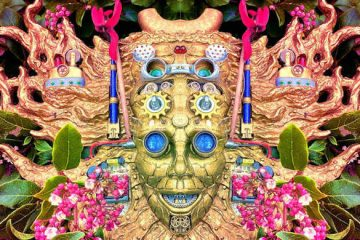 "Shpongle Takes Listeners On A Journey With EP ""Carnival of Peculiarities"""
