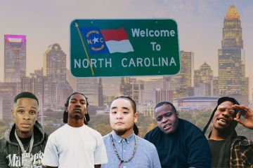 10 north carolina rappers you should be supporting in 2021