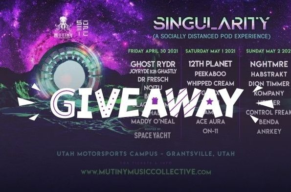 Enter To Win Two 3-Day Music Festival Tickets to Singularity: A Socially Distanced Pod Experience [FESTIVAL GIVEAWAY]