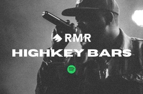 highkey bars spotify playlist