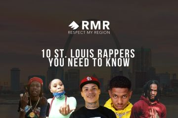 these 10 rising St. Louis rappers.