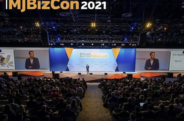 MJBizCon 2021 Set to be One of the Biggest Cannabis Industry Expos of the Year