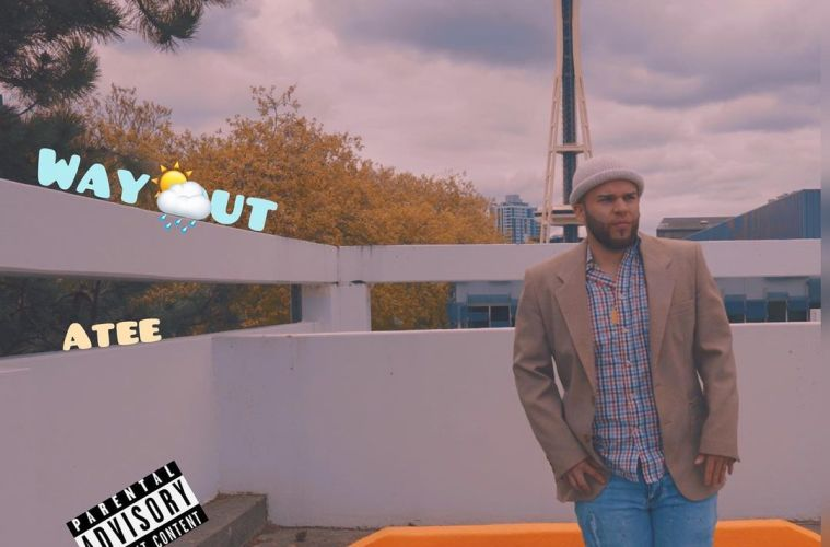 """Detroit/Seattle Artist ATEE Stays Hopeful In His New Mellow Single """"Way Out"""""""