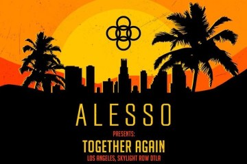 Join Alesso At His 2-Day Together Again Festival In DTLA Featuring Noizu, Deorro, BlackGummy, and More