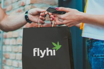 """Ashley Chubin's """"Flyhi"""" Delivers Convenience to the Cannabis Market"""