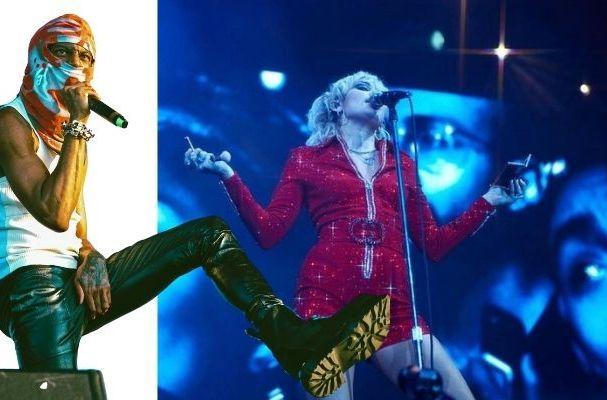 Playboi Carti / Miley Cyrus at Lollapalooza 2021