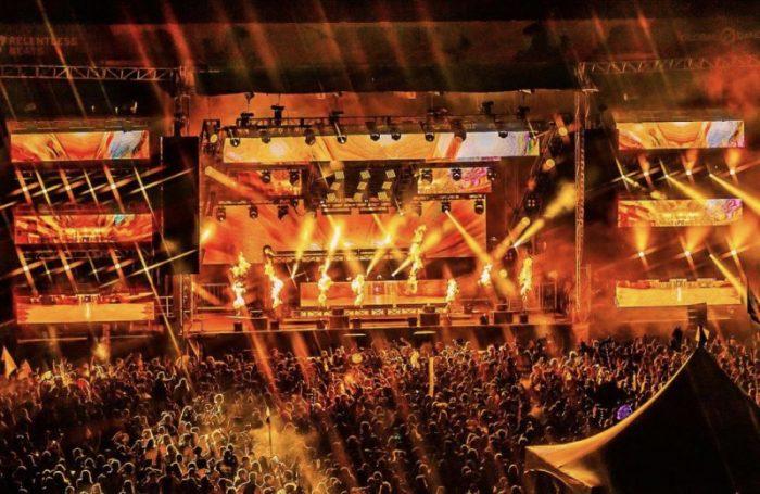 Goldrush Music Festival in Arizona