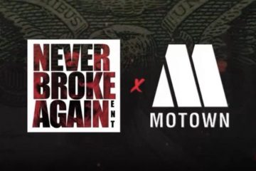 YoungBoy Never Broke Again record label under Motown