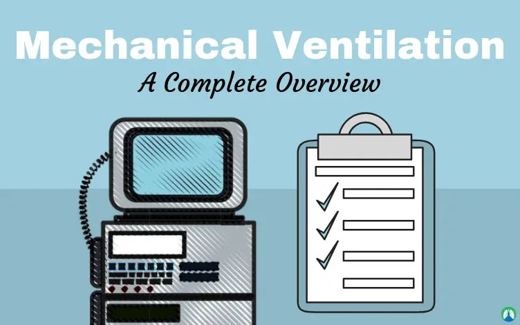 Mechanical Ventilation Made Easy: A Complete Overview