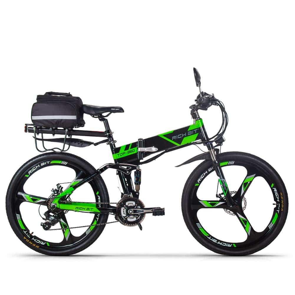 Vélo électrique pliant RICH BIT RT-860