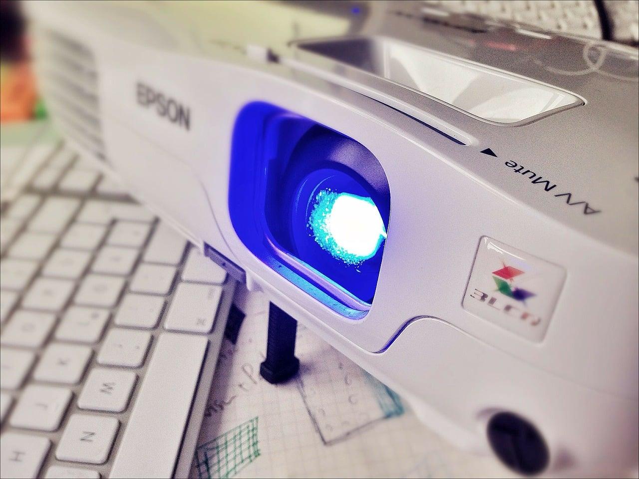 Vidéo Projecteur portable
