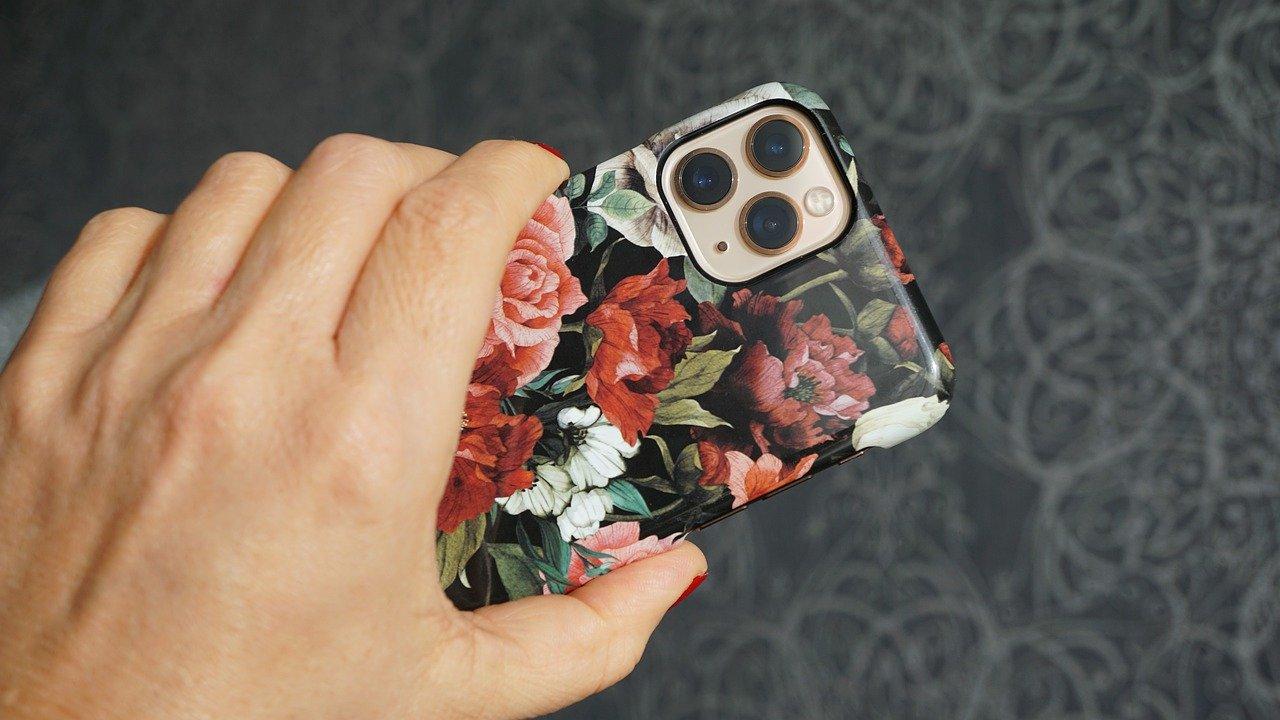 Coque de protection téléphone apple