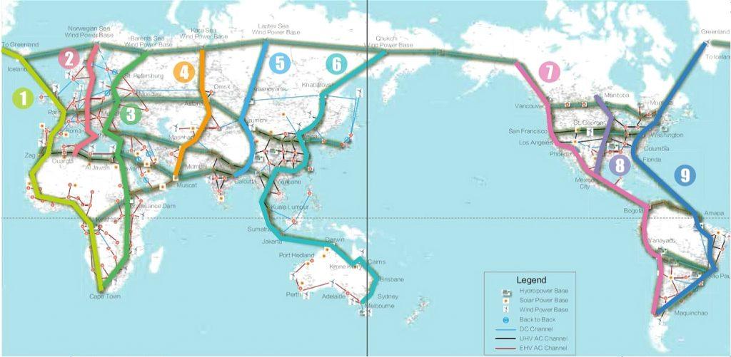 Amur River On World Map.Amur River World Map