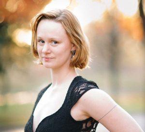 Hännah Ettinger, Policy Analyst & Board Member