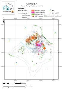 Atlas de Polynésie : Gambier au 09/10/2017