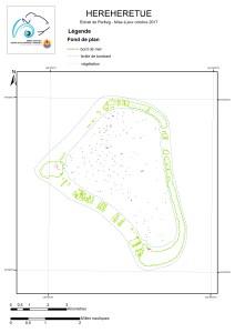 Atlas de Polynésie : Hereheretue au 09/10/2017