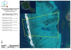 Faa'a : Zone de Pêche Réglementée