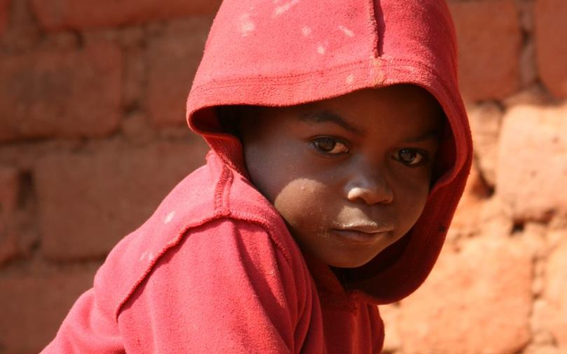 Young girl in Thyolo