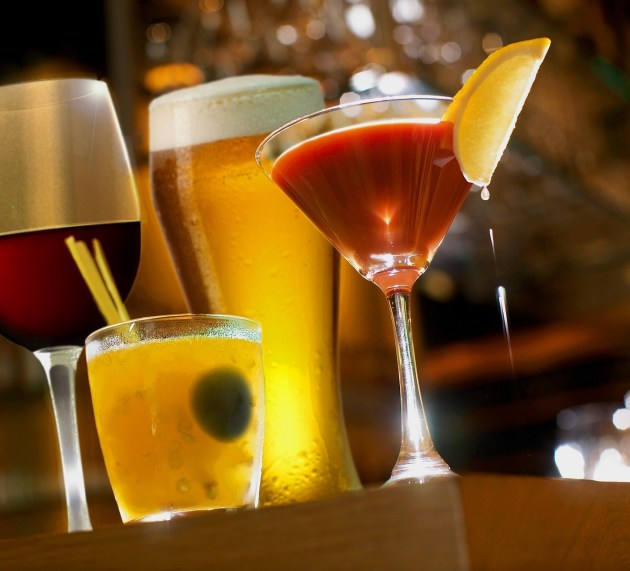 What's Hot in beverages? If they're craft, artisan or locally made, line 'em up!