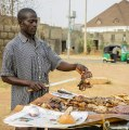Street foods in Nigeria