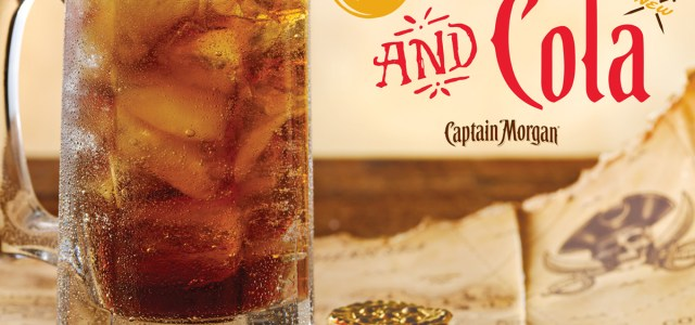 Ahoy, Matey! Drink like a Captain with Applebee's Newest Neighborhood Drink of the Month, the $2 Captain and Cola