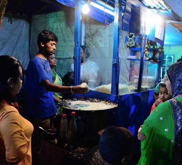 Street Foods of Kolkata