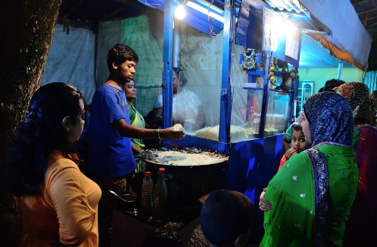 Street Foods of Kolkata
