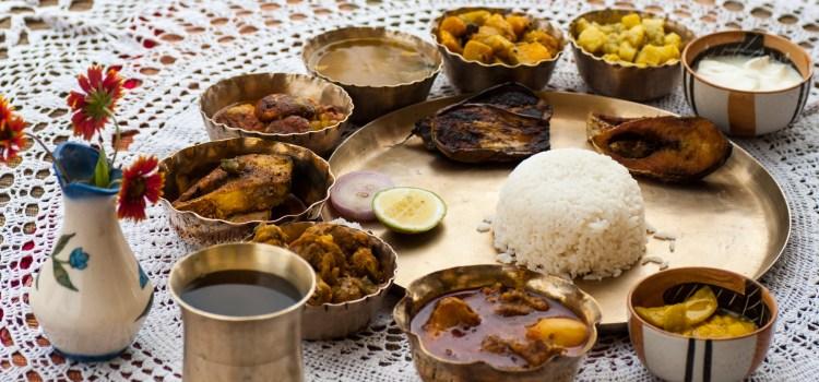 Bhojohari Manna – Traditional Bengali Food at Its Best.