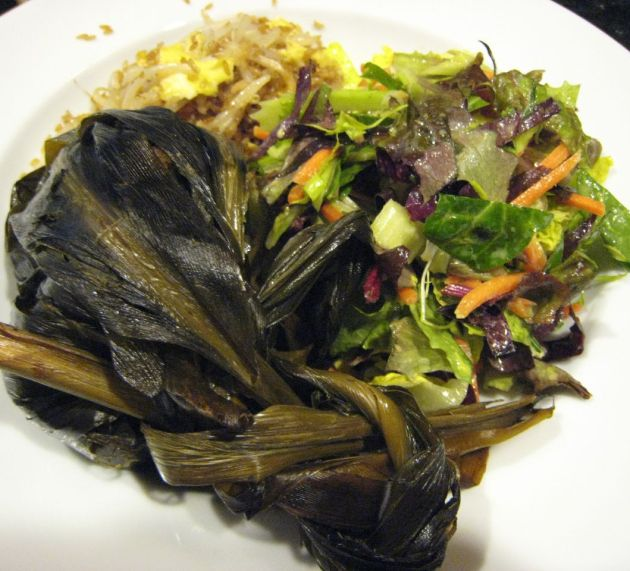 Laulau: Hawaii's Enticingly Unique Taro Dish