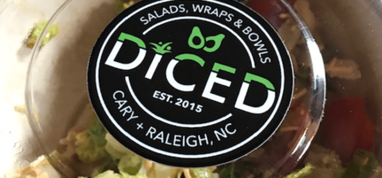 Diced – Cary North Carolina