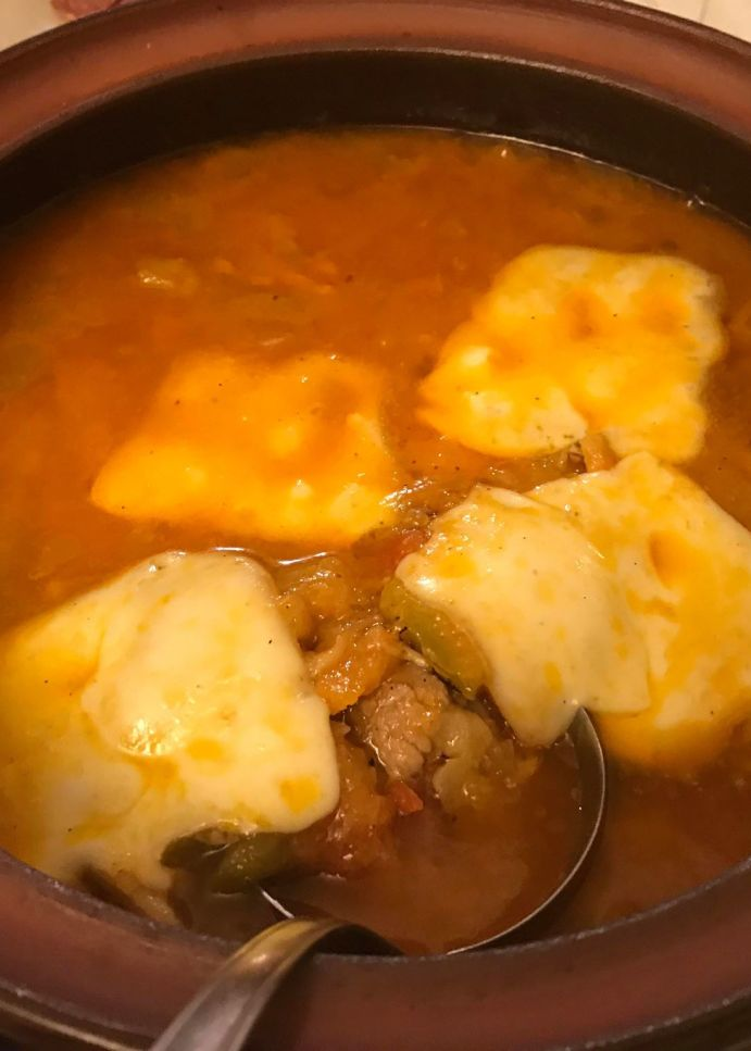 "My Father's Recipe For ""Selsko Meso"""