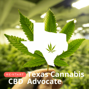 RESTART CBD Texas Cannabis Advocate