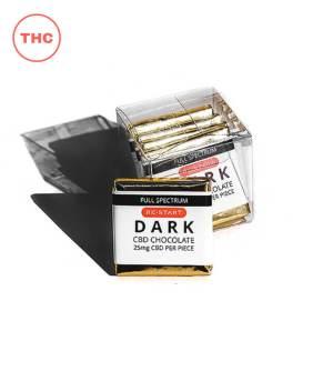 Restart CBD Delta 8 Dark Chocolate 6 / pack Austin tX