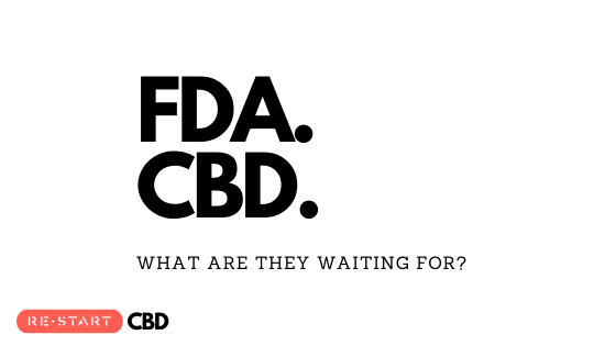 FDA. CBD. Restart CBD Austin TX