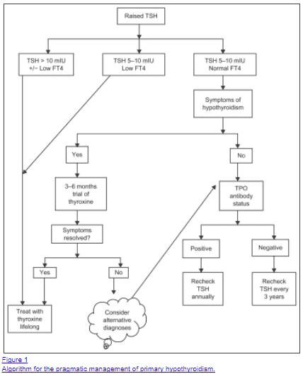 current thyroid treatment paradigm