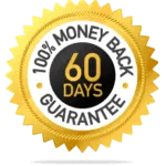 60 day money back badge