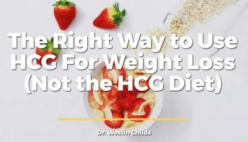 How to use hCG for Men to Boost Testosterone, Fertility & Weight Loss