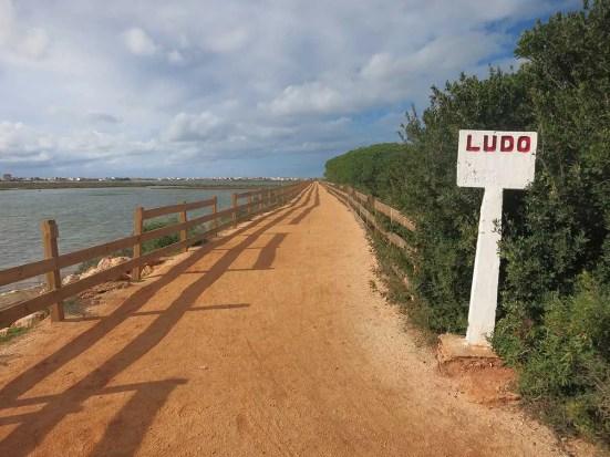 6 dní Faro beaches, 100 km running trails