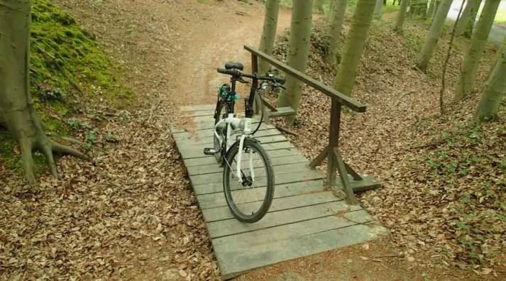 Biely kríž - turistické trasy/ cyklotrasy