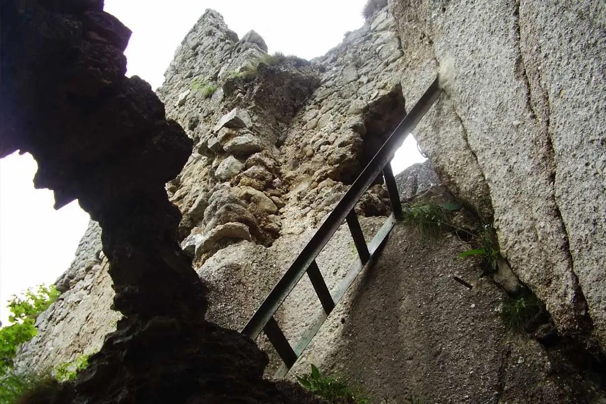 Súľovské skaly - turistické trasy/ cyklotrasy